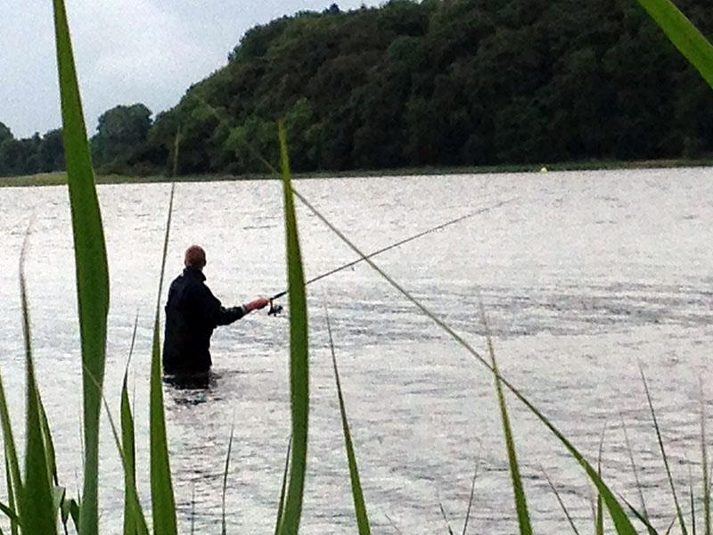 Botilbud natur og fiskeri - det er en del af miljøet på Skolerne i Boserup.